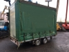 SARIS - P30A 2 AXLES TRAILER SARIS